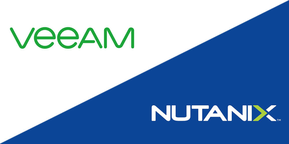 Availability for the Always-On Enterprise Cloud with Nutanix and Veeam