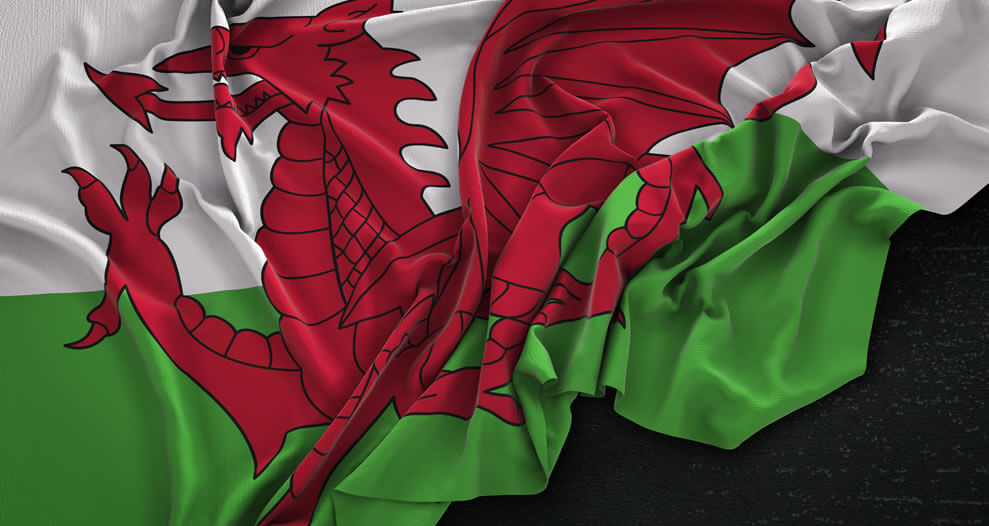 How many Fortinet Partners are located in Wales?