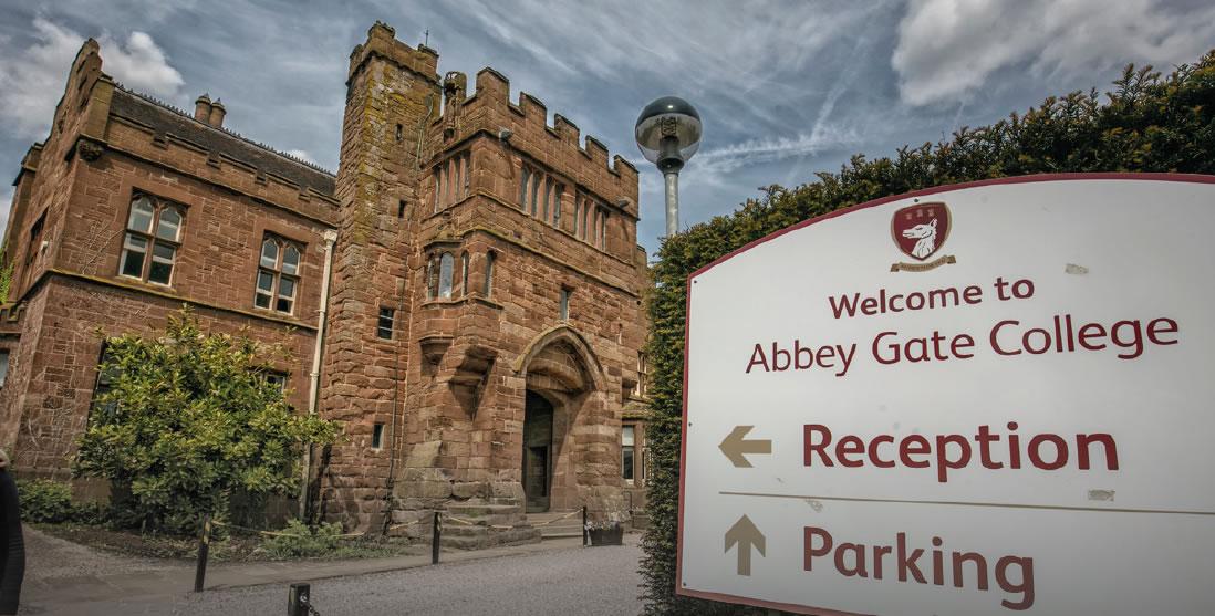New Case Study: Abbey Gate College